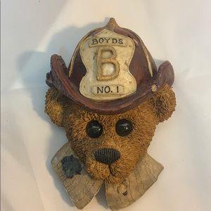 Vintage Boyds Bears - Elliot The Hero